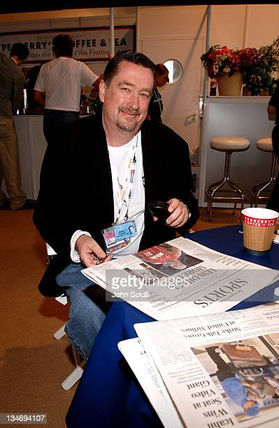 Geoffrey Gilmore President of the Sundance Film Festival