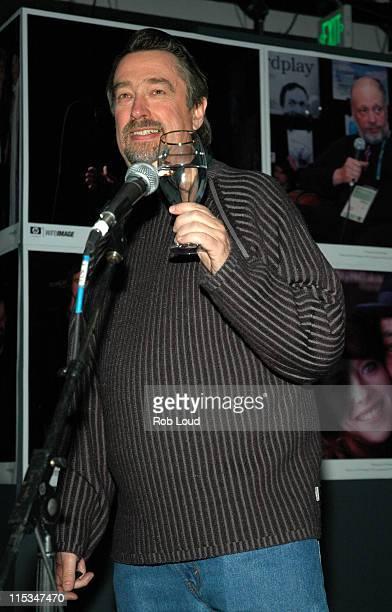 Geoffrey Gilmore Sundance Film Festival Director during 2006 Sundance Film Festival Competition Dinner at Kimball Arts Center in Park City Utah...