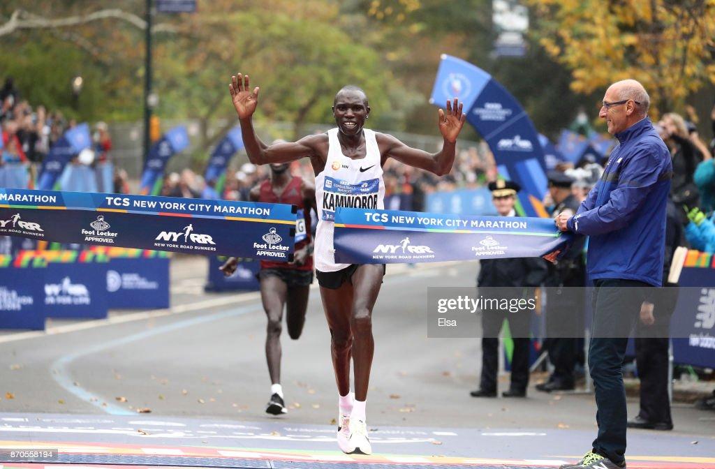 TCS New York City Marathon : Nieuwsfoto's