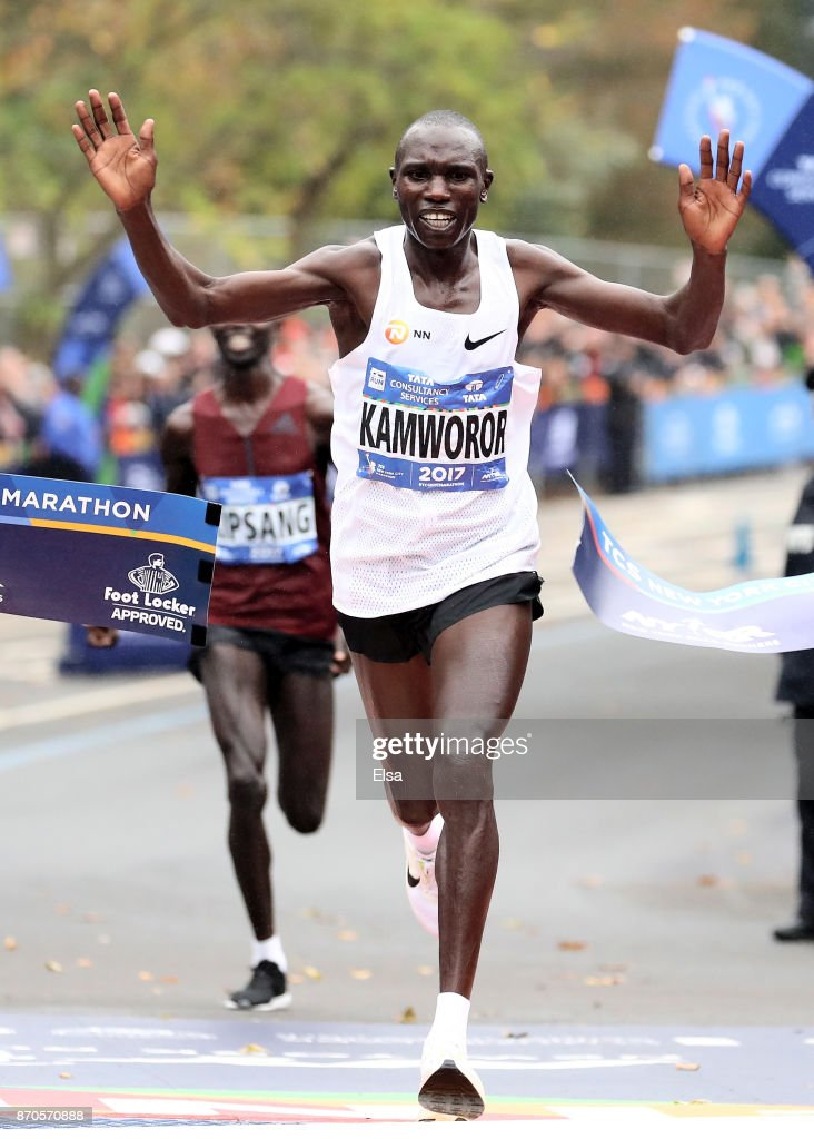 TCS New York City Marathon : News Photo