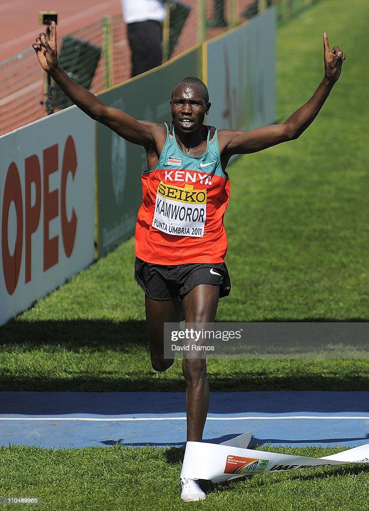 IAAF World Cross County Championship : News Photo