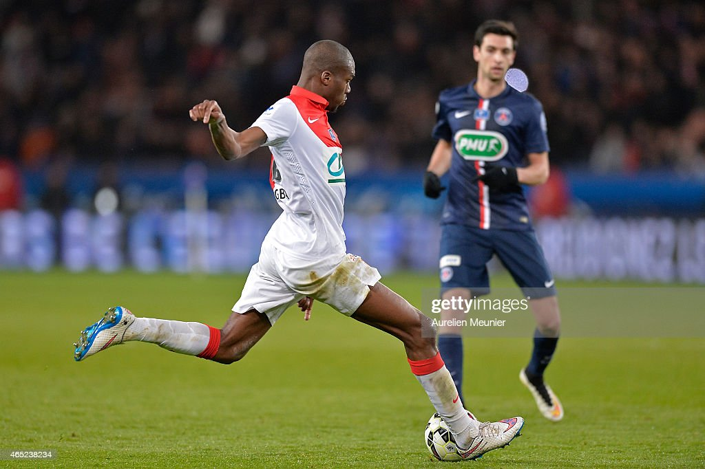 Paris Saint-Germain FC vs Monaco FC - French Cup : ニュース写真