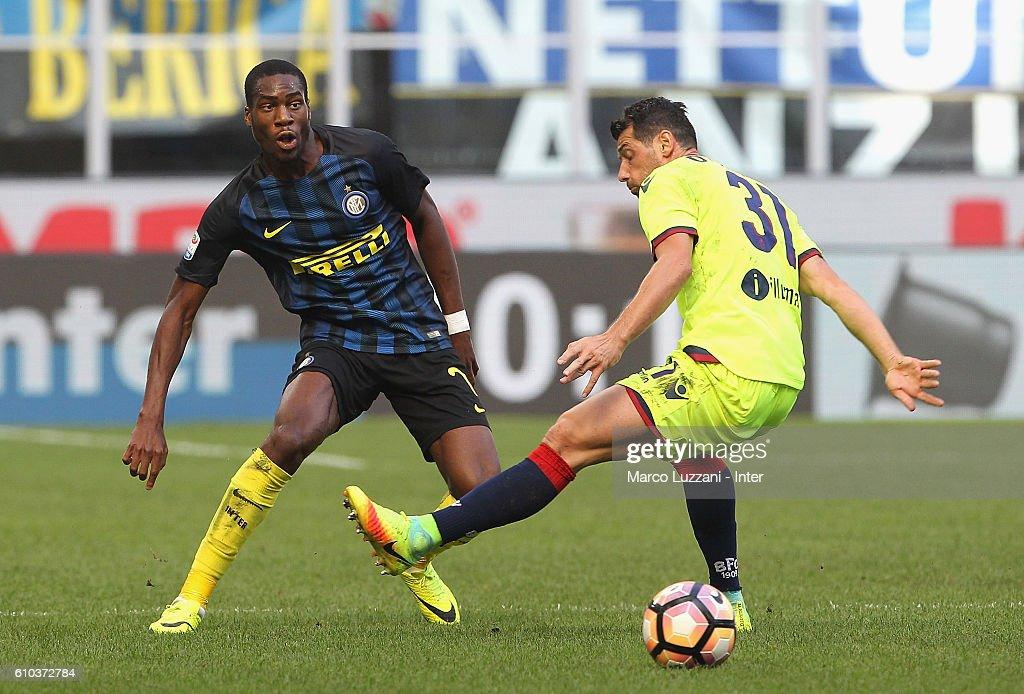 FC Internazionale v Bologna FC - Serie A : News Photo