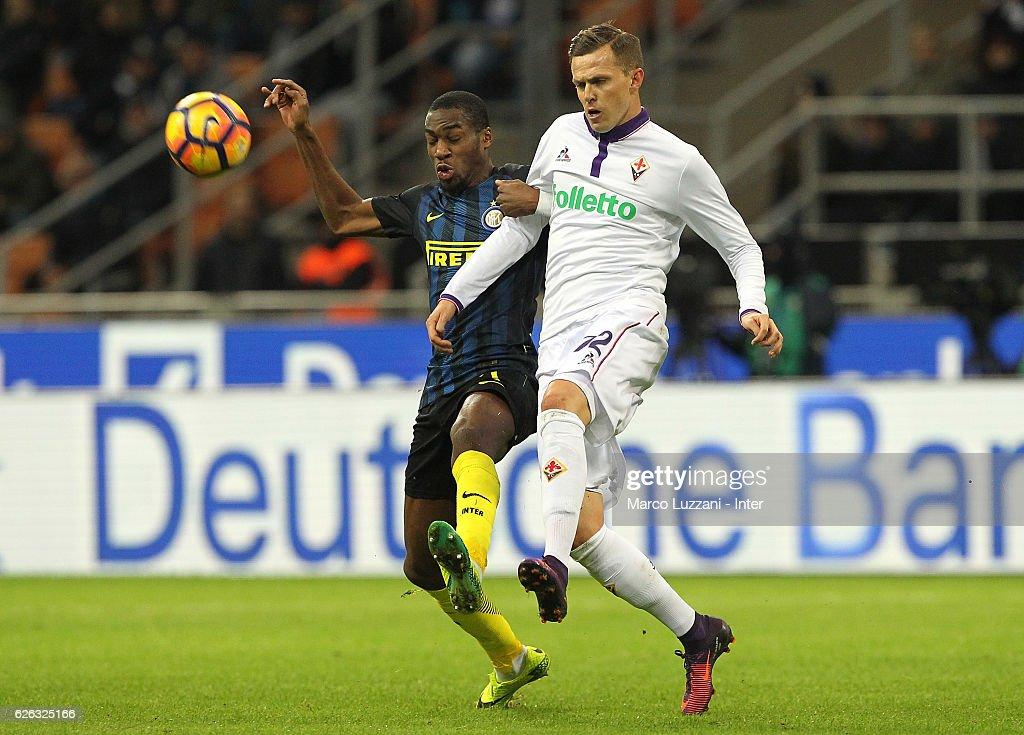 FC Internazionale v ACF Fiorentina - Serie A : News Photo