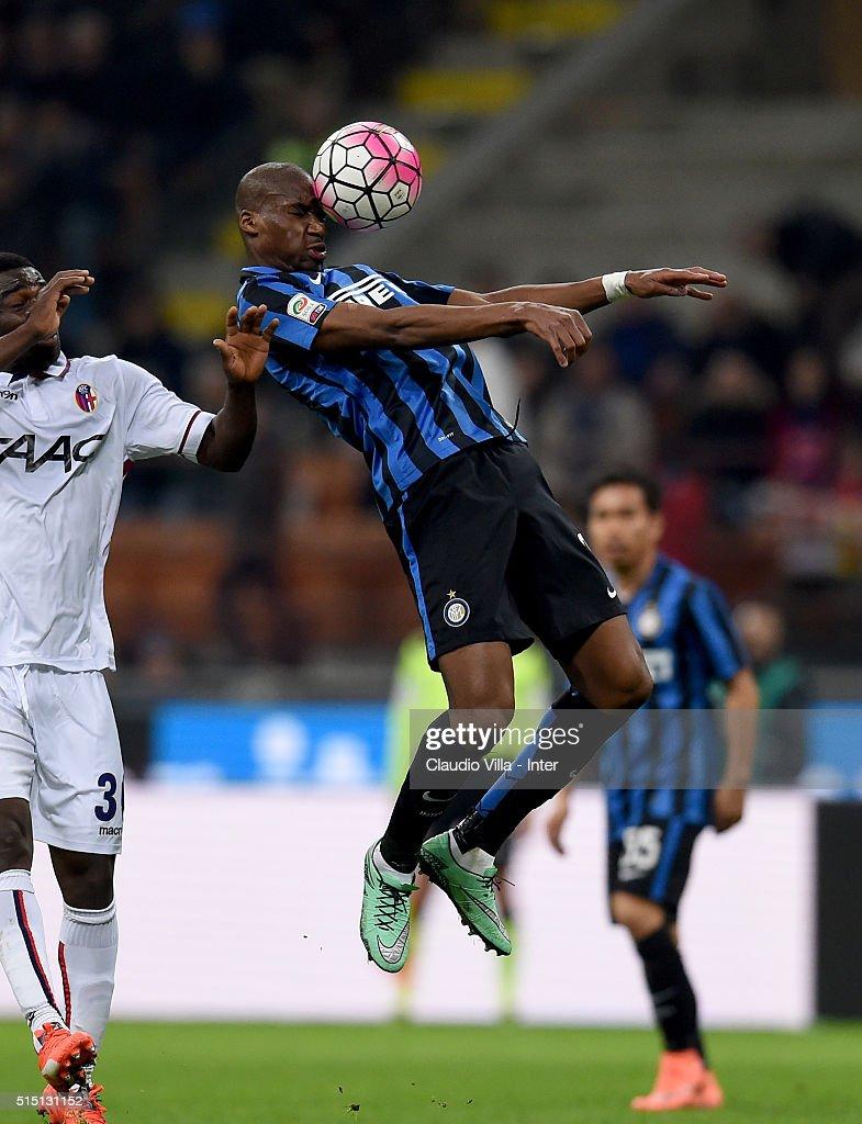 FC Internazionale Milano v Bologna FC - Serie A : News Photo