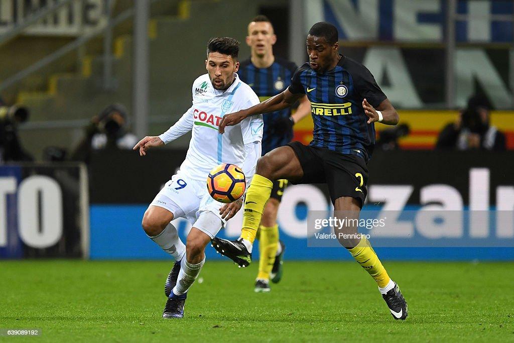 FC Internazionale v AC ChievoVerona - Serie A