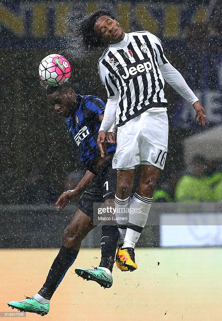 FC Internazionale Milano v Juventus FC - TIM Cup : News Photo