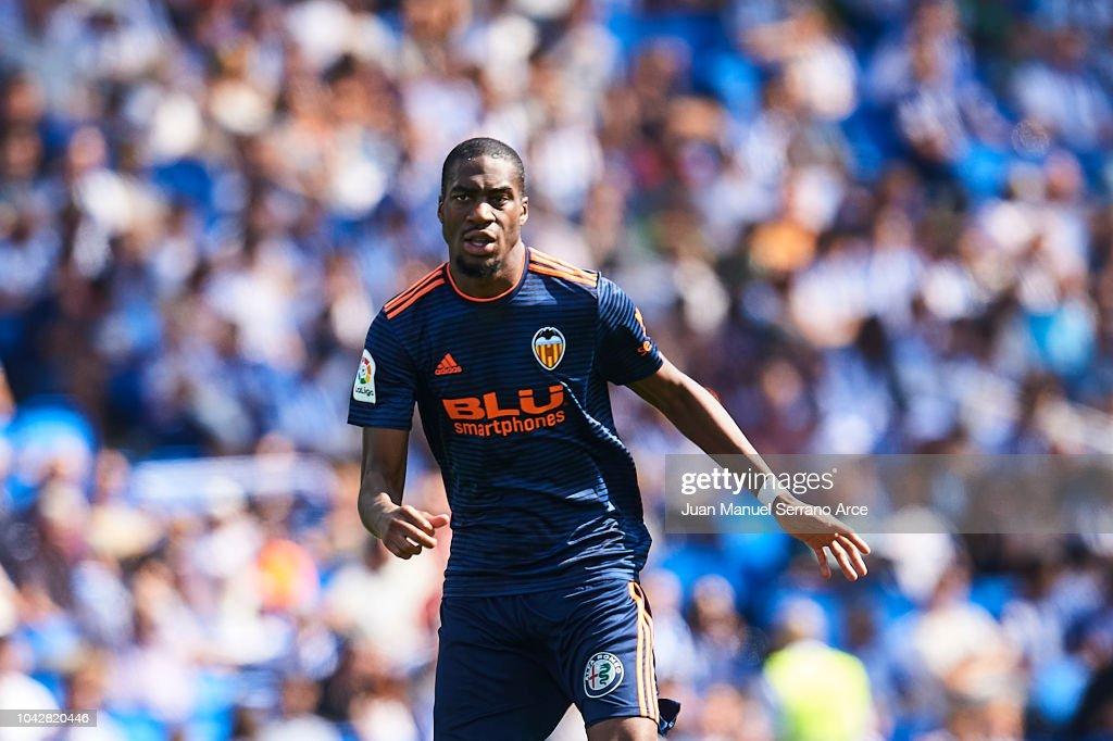 Real Sociedad v Valencia CF - La Liga : News Photo
