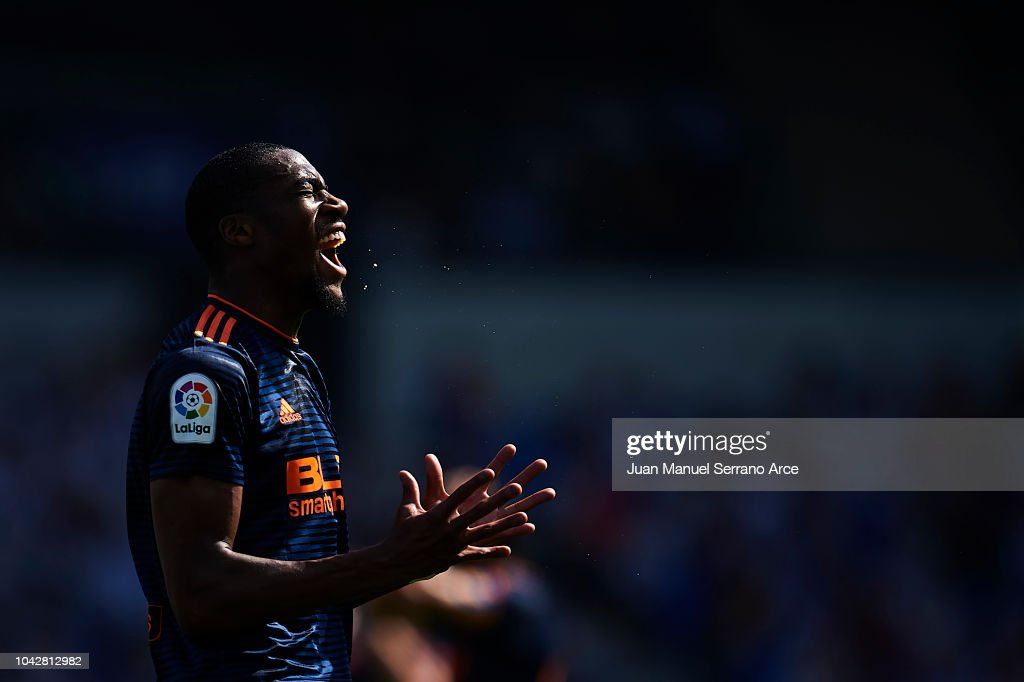 Real Sociedad v Valencia CF - La Liga : News Photo