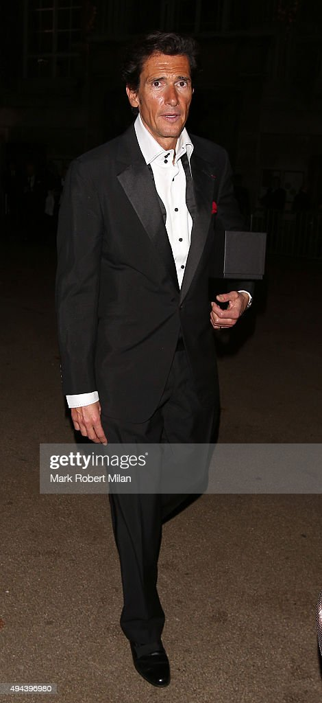 Geoffrey Moore attending the Spectre Premiere after party at the British Museum on October 26, 2015 in London, England.