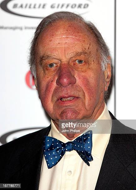 Geoffrey Palmer Attends The Oldie Of The Year Awards At Simpson'SInTheStrand London