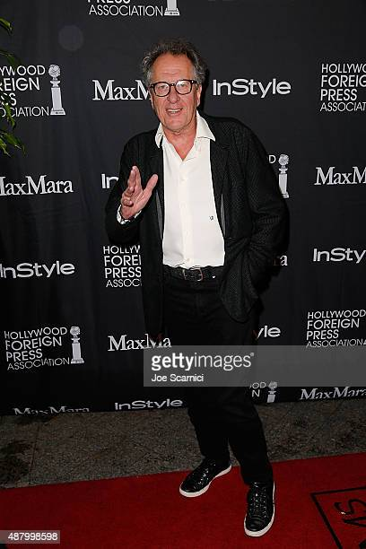 Geoffrey Rush attends HFPA/InStyle's Annual TIFF Celebration at Windsor Arms Hotel on September 12 2015 in Toronto Canada