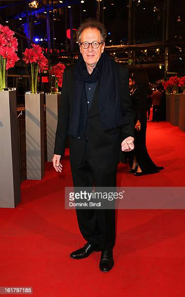 Geoffrey Rush attends the Closing Ceremony of the 63rd Berlinale International Film Festival at Berlinale Palast on February 14 2013 in Berlin Germany