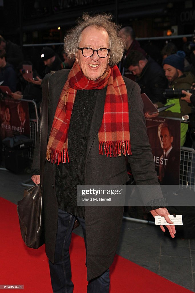 'Their Finest' - Mayor's Centrepiece Gala - 60th BFI London Film Festival - VIP Arrivals