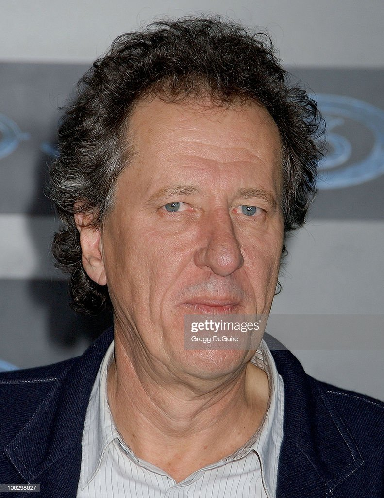 Geoffrey Rush during Xbox 360 Halo 3 Sneak Preview - Arrivals at Quixote Studios in West Hollywood, California, United States.