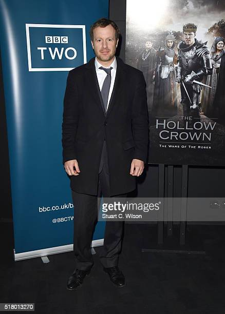 Geoffrey Streatfield attends 'The Hollow Crown: The Wars of the Roses: Henry VI' - Preview Screening at BFI Southbank on March 29, 2016 in London,...