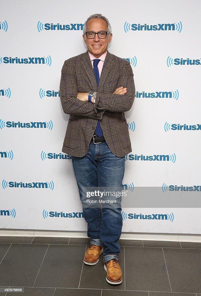 Celebrities Visit SiriusXM Studios - October 16, 2015
