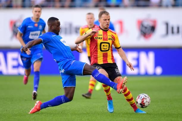 BEL: KAA Gent v KV Mechelen - Jupiler Pro League