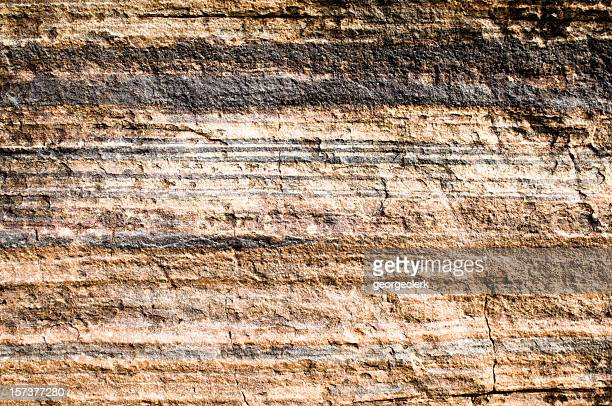 geological layers - geology stock pictures, royalty-free photos & images