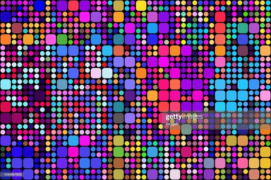 Geometric colors background : Foto stock