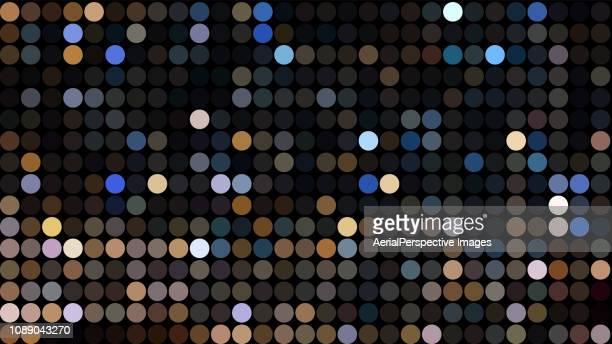 geometric colors background - spotted stock-fotos und bilder