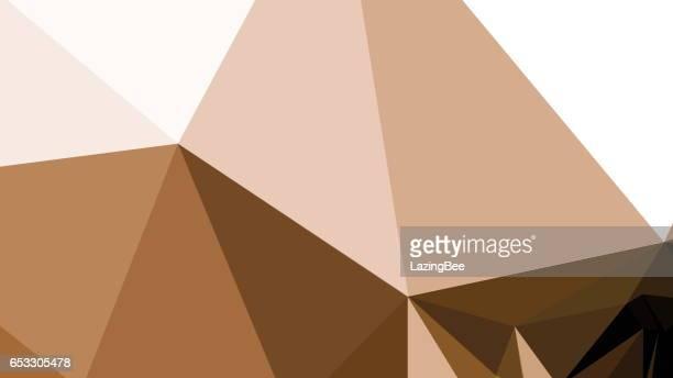 Géométrique abstraite minimaliste