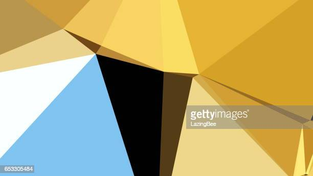 Geometric Minimalist Abstract