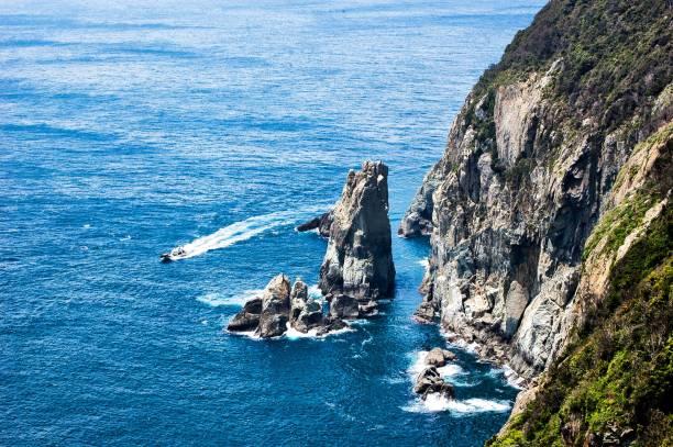 Geomundo Island (One of the most beautiful islands in Korea)