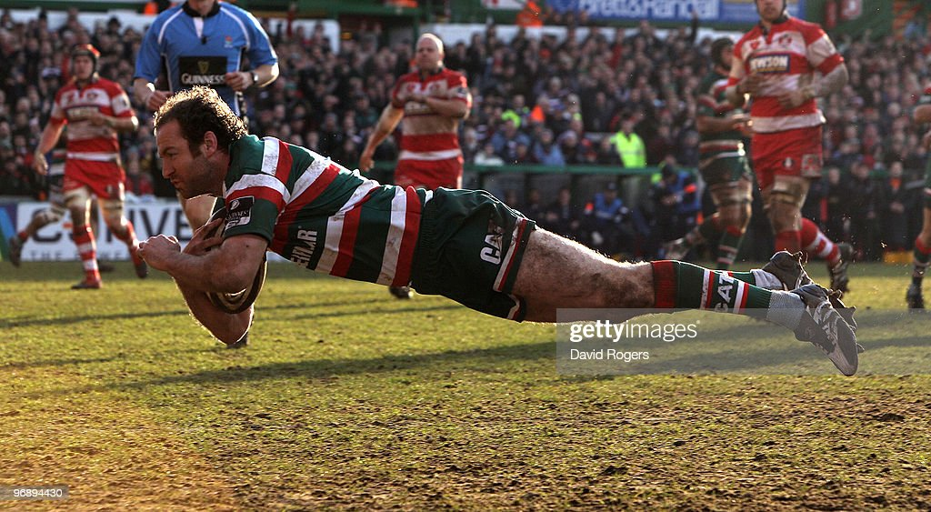 Leicester Tigers v Gloucester - Guinness Premiership
