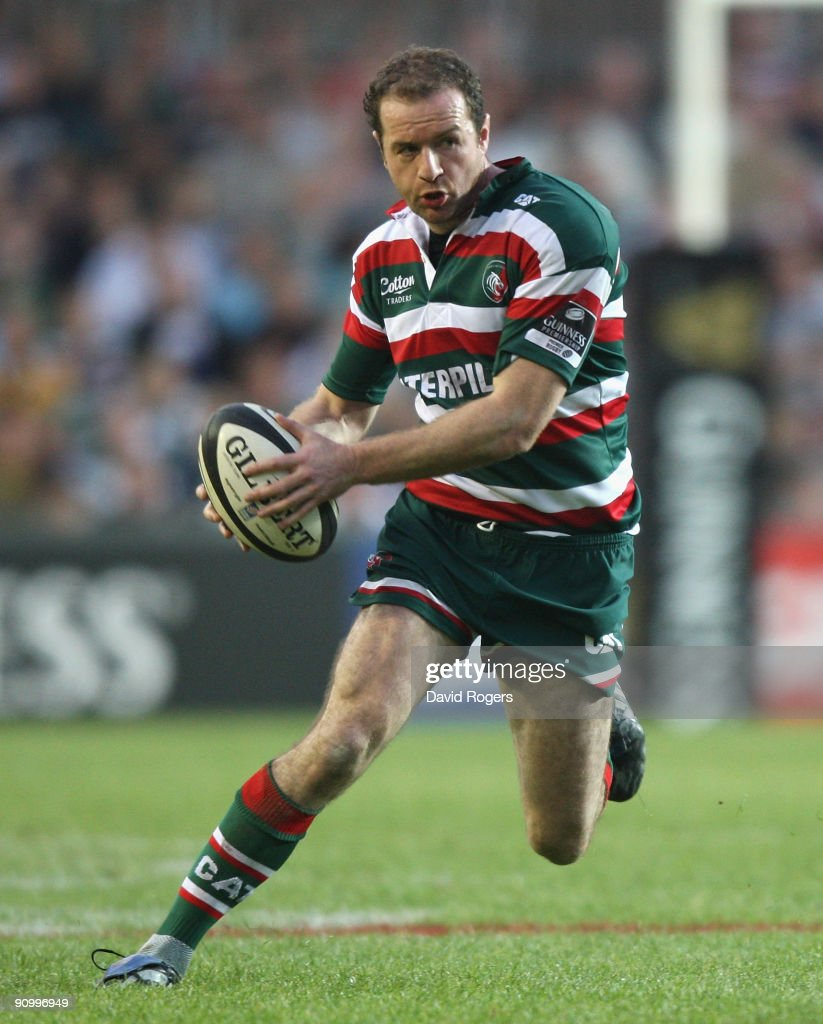 Leicester Tigers v Newcastle Falcons - Guinness Premiership