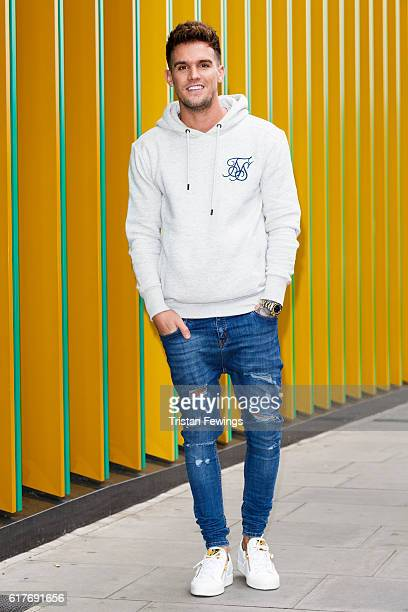 Geordie Shore cast member Gary Beadle attends the launch of Series 13 at MTV London on October 24 2016 in London England