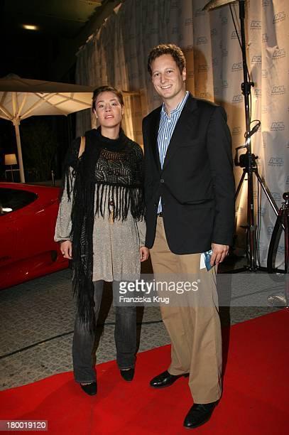Georg Friedrich Prinz Von Preussen Und Luise Stolberg Bei Der Aol Media Night Im Rahmen Der Ifa Im Restaurant Felix In Berlin