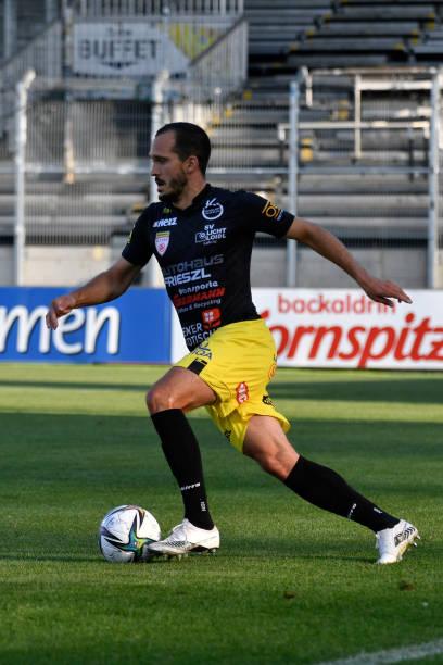 AUT: FC Juniors OÖ v SV Lafnitz - 2. Liga