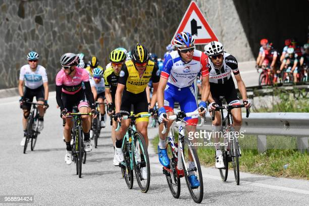 Georg Preidler of Austria and Team GroupamaFDJ / during the 101st Tour of Italy 2018 Stage 10 a 244km stage from Penne to Gualdo Tadino / Giro...