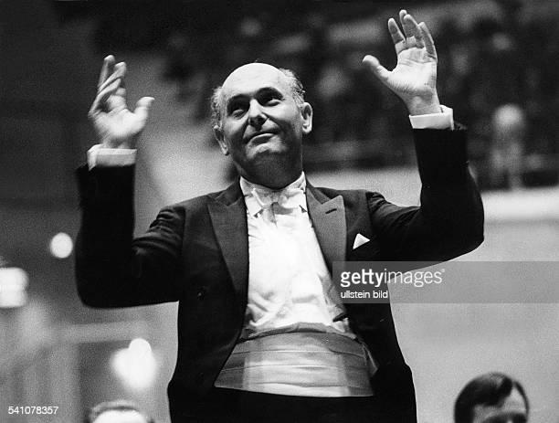 Georg Solti *21.10..1997+Dirigent, Ungarn / Grossbritannien- 1969