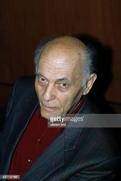 Georg Solti , Dirigent, Ungarn / Grossbritannien, - 1994