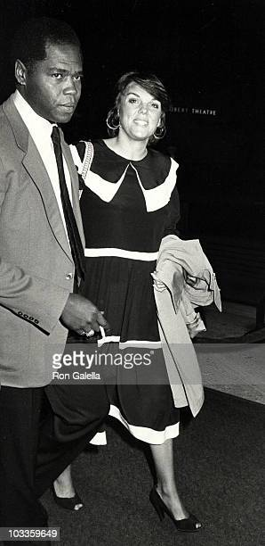 Georg Stanford Brown and Tyne Daly