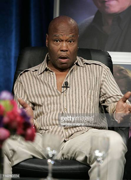 Georg Stanford Brown during 2005 TCA Hallmark Channel Presentation at The Beverly Hilton in Beverly Hills California United States