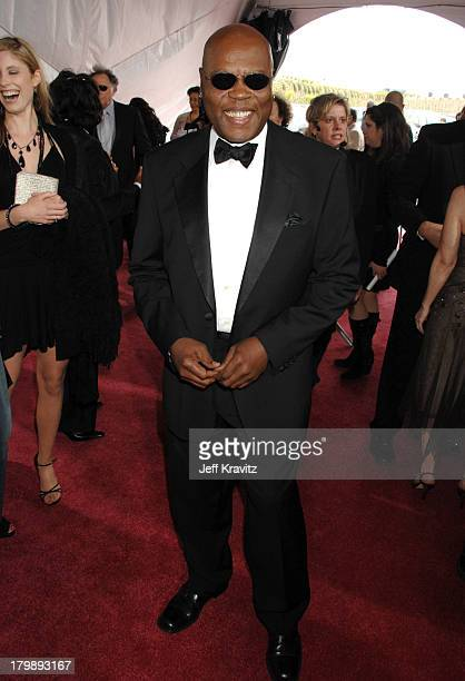 Georg Stanford Brown during 5th Annual TV Land Awards Red Carpet at Barker Hangar in Santa Monica California United States