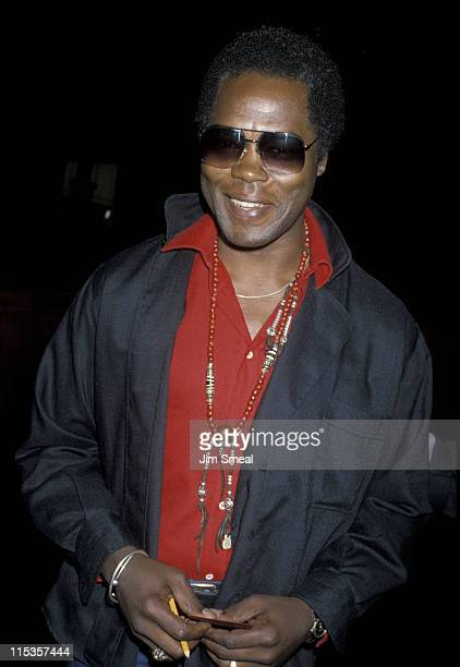 Georg Stanford Brown during Memorial for Adolph Caesar California United States