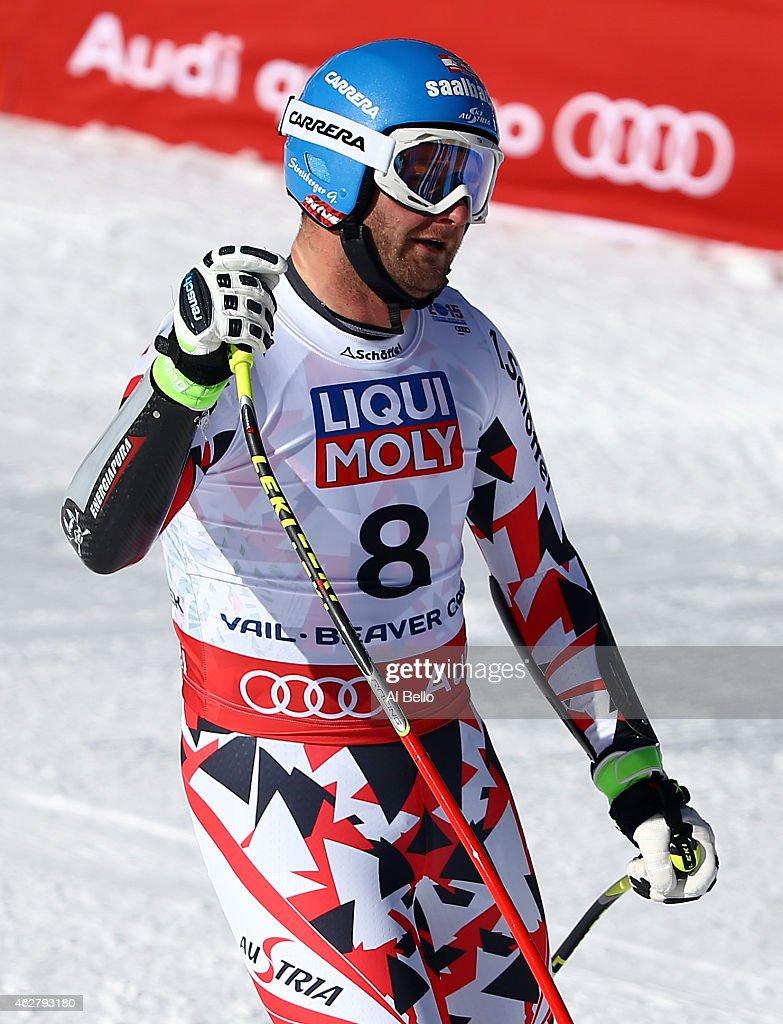 2015 FIS Alpine World Ski Championships - Day 4