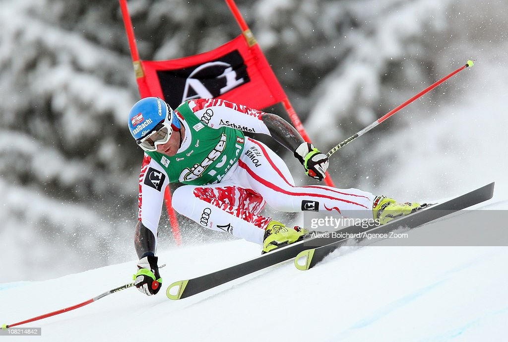 Audi FIS World Cup - Men's Super Giant Slalom