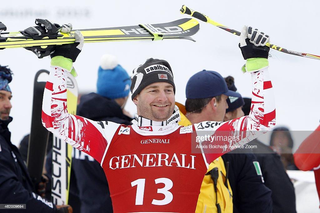 Audi FIS Alpine Ski World Cup - Men's Super Giant Slalom