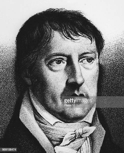 Georg Wilhelm Friedrich Hegel German philosopher
