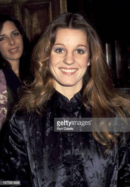 Georganne La Piere during Robby Benson Opening at The Troubador in Los Angeles California United States