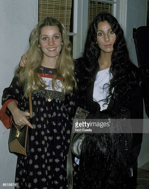 Georganne LaPiere and Cher