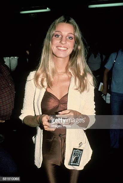 Georganne LaPiere circa 1979 in New York City