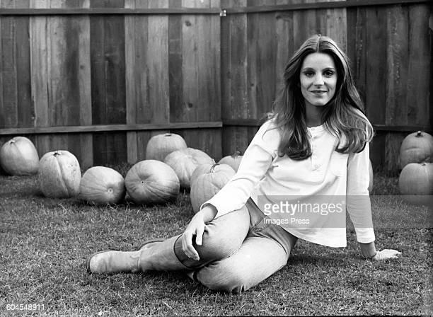 Georganne LaPiere HalfSister of Cher modeling circa 1978 in New York City