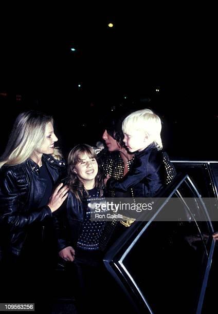 Georganne Lapierre Chastity Bono Cher and Elijah Blue Allman