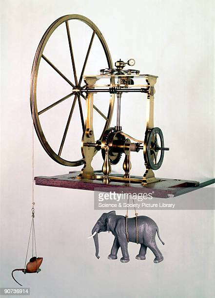 George Adams instrument maker to the king described this instrument as 'one of the simplest and most elegant compound engines I have ever seen' It...